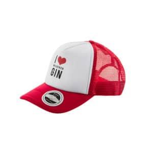Wilderer I LOVE GIN Cap Angled 1